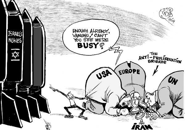 La Brigata Anti-Proliferazione Nucleare.