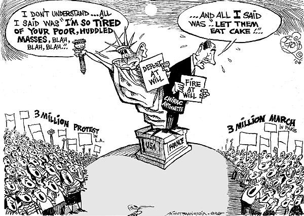 segregation v immigration